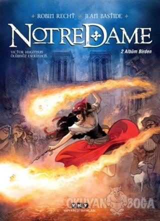 Notre Dame - Victor Hugo - Yapı Kredi Yayınları