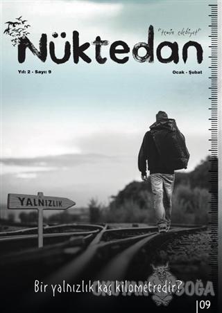 Nüktedan Dergisi Sayı: 9 Ocak - Şubat 2019