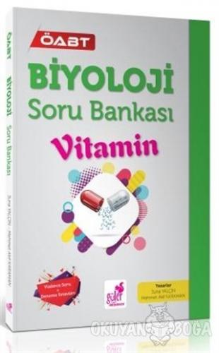 ÖABT Biyoloji Soru Bankası Vitamin - Suna Yalçın - Güler Akademi