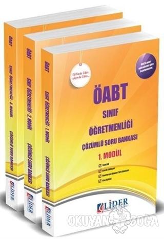 ÖABT Sınıf Öğretmenliği Çözümlü Soru Bankası Modüler Set - Kolektif -