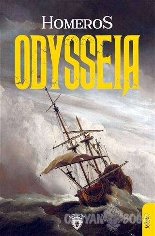 Odysseia - Homeros - Dorlion Yayınevi