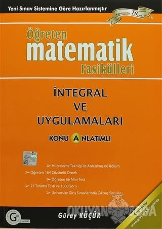 Öğreten Matematik Fasikülleri - İntegral ve Uygulamaları Konu Anlatıml