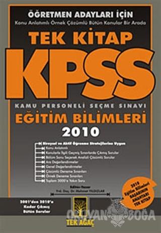 Öğretmen Adayları İçin KPSS Eğitim Bilimleri - Mehmet Yıldızlar - Tek