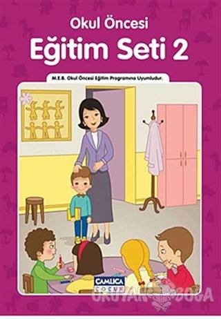 Okul Öncesi Eğitim Seti 2 - Tunahan Çoşkun - Çamlıca Çocuk Yayınları