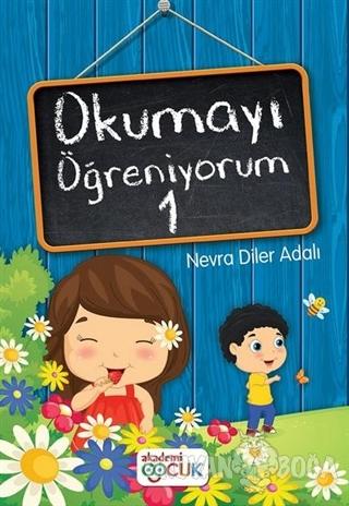 Okumayı Öğreniyorum (10 Kitap Takım) - Nevra Diler Adalı - Akademi Çoc