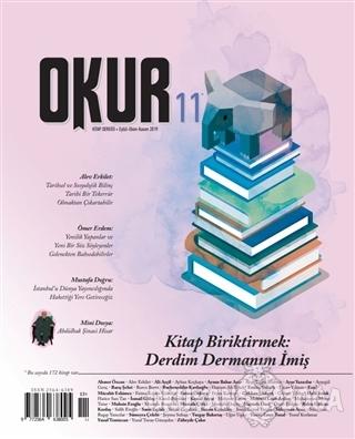 Okur Kitap Dergisi Sayı: 11 Eylül - Ekim - Kasım 2019