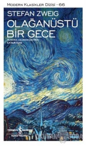 Olağanüstü Bir Gece - Stefan Zweig - İş Bankası Kültür Yayınları