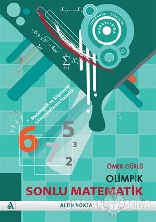 Olimpik Sonlu Matematik - Kombinatorik - Ömer Gürlü - Altın Nokta Bası