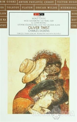 Oliver Twist (Cool) - Charles Dickens - Bordo Siyah Yayınları