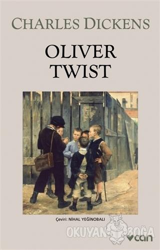 Oliver Twist - Charles Dickens - Can Yayınları