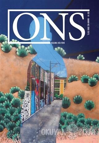 ONS Dergisi 4. Cilt Bahar-Yaz 2019 - Kolektif - Konsol Kitapları