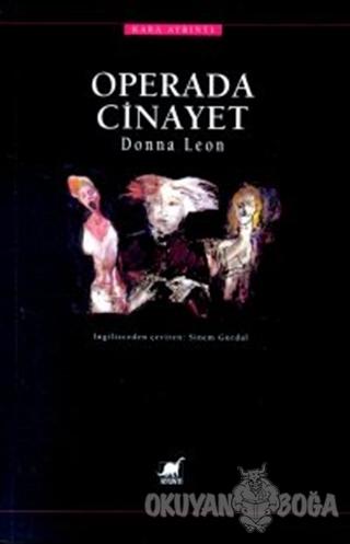Operada Cinayet - Donna Leon - Ayrıntı Yayınları