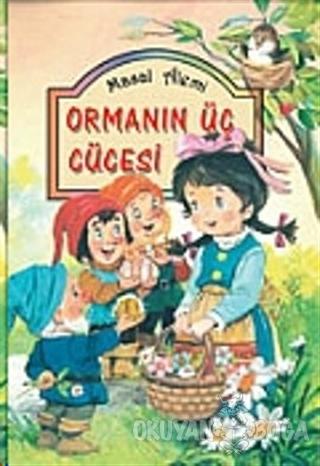 Ormanın Üç Cücesi (Ciltli) - Kolektif - Damla Yayınevi Çocuk