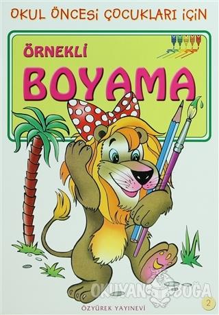 Örnekli Boyama 2 - Kolektif - Özyürek Yayınları