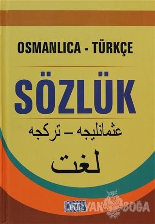 Osmanlıca-Türkçe Sözlük (Ciltli)