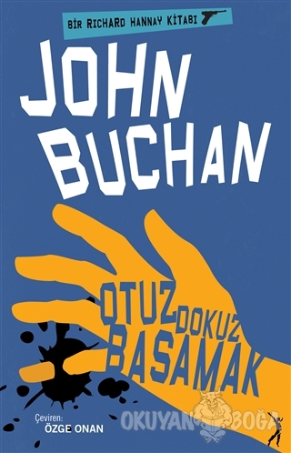 Otuz Dokuz Basamak - John Buchan - Altın Bilek Yayınları
