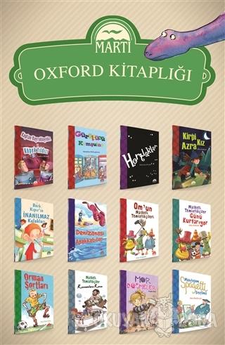 Oxford Kitaplığı Set 2 (12 Kitap Takım) - Kolektif - Martı Yayınları