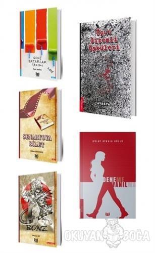 Öykü Kitapları Seti (5 Kitap Takım) - Kolektif - Vaveyla Yayıncılık