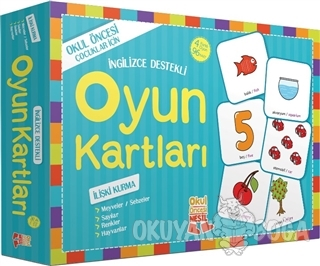 Oyun Kartları - İlişki Kurma - Kolektif - Nesil Çocuk Yayınları