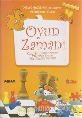 Oyun Zamanı - Hasan Demirci - Çilek Kitaplar