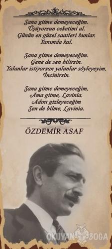 Özdemir Asaf Lavinia Poster