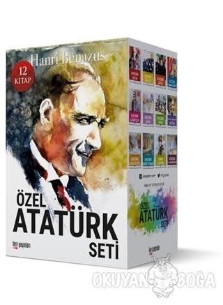 Özel Atatürk Seti (12 Kitap Takım)