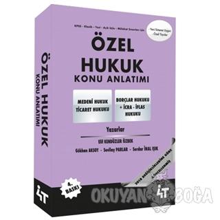Özel Hukuk Konu Anlatımı - Umut Ahmet Başar - 4T Yayınları