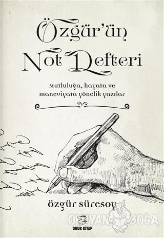 Özgür'ün Not Defteri