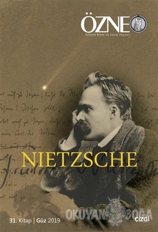 Özne 31. Kitap - Nietzsche - Kolektif - Çizgi Kitabevi Yayınları