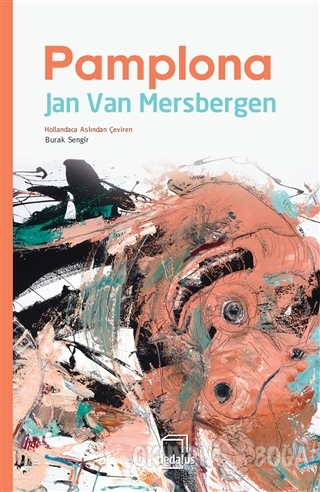 Pamplona - Jan Van Mersbergen - Dedalus Kitap