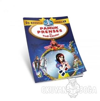 Pamuk Prenses ve Yedi Cüceler (3D Gözlük İle) - Kolektif - Damla Yayın