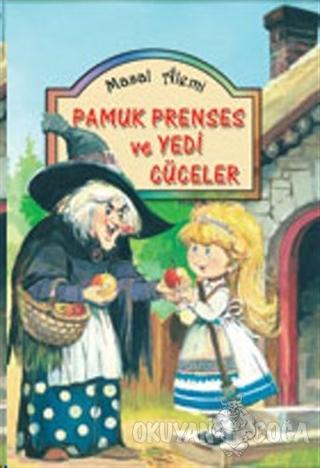 Pamuk Prenses ve Yedi Cüceler (Ciltli) - Kolektif - Damla Yayınevi Çoc