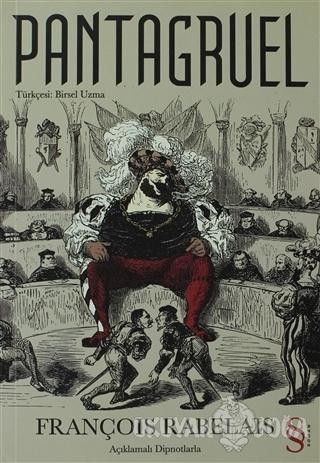 Pantagruel - François Rabelais - Everest Yayınları