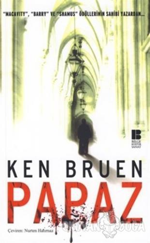 Papaz - Ken Bruen - Bilge Kültür Sanat