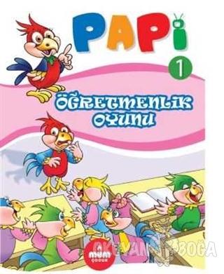 Papi Masal Serisi 1. Sınıf (8 Kitap Takım)