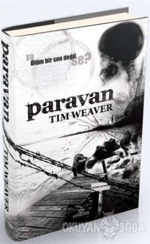 Paravan (Ciltli) - Tim Weaver - Ephesus Yayınları