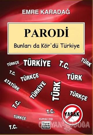 Parodi - Emre Karadağ - Sone Yayınları