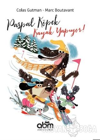 Paspal Köpek Kayak Yapıyor