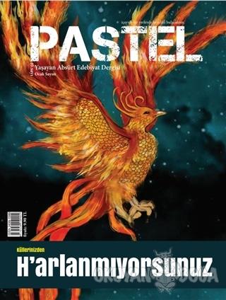 Pastel Edebiyat Dergisi Sayı: 10