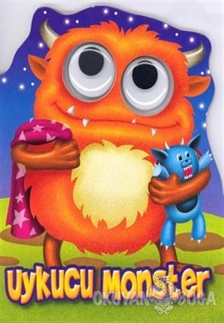 Patlak Gözler Dizisi - Uykucu Monster - Kolektif - Çiçek Yayıncılık