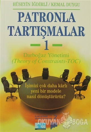 Patronla Tartışmalar 1 - Hüseyin İğdirli - Pan Yayıncılık