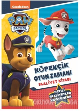 Paw Patrol Köpekçik Oyun Zamanı Faaliyet Kitabı