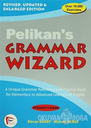Pelikan's Grammar Wizard - Mustafa Demir - Pelikan Tıp Teknik Yayıncıl