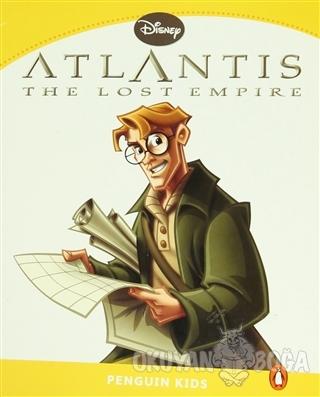 Penguin Kids 6 Atlantis : The Lost Empire - Marie Crook - Pearson Hika