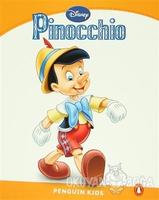 Penguin Kids Level 3: Pinocchio - Melanie Williams - Pearson Hikaye Ki