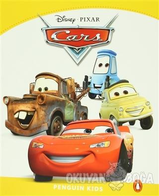 Penguin Kids Level 6: Cars - Marie Crook - Pearson Hikaye Kitapları