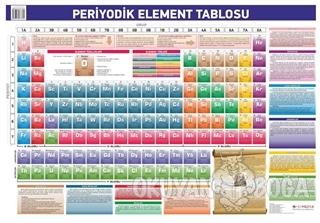 Periyodik Element Tablosu (50x70)
