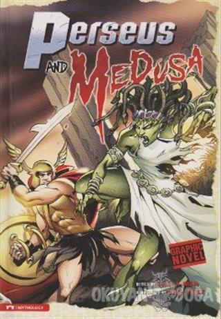 Perseus and Medusa - Blake A. Hoena - Pearson Hikaye Kitapları