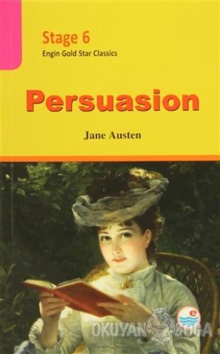 Stage 6 Persuasion (CD'li) - Jane Austen - Engin Yayınevi