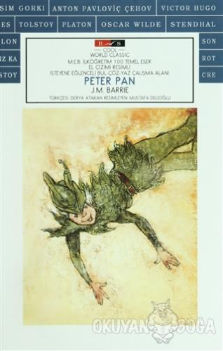 Peter Pan (Cool) - James Matthew Barrie - Bordo Siyah Yayınları